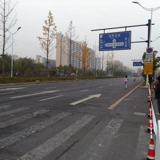 2017杭州女子马拉松赛