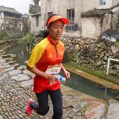 Xtrail2016宁海温泉山地马拉松赛17KM组人物专辑