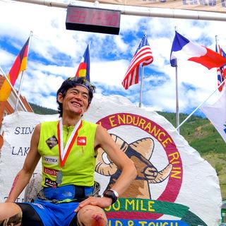 2016 美国硬石100英里耐力跑