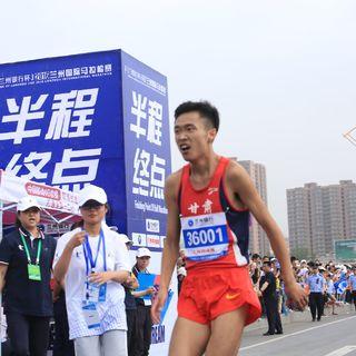 2016 兰州国际马拉松
