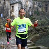Xtrail2016宁海温泉山地马拉松赛42KM组人物专辑