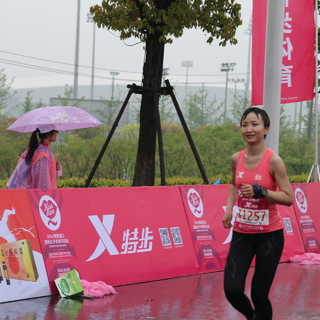 南京女子半程马拉松赛 暨全国女子半程马拉松锦标赛南京站
