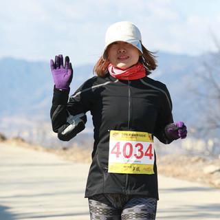 2016祈福越野马拉松