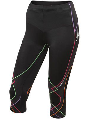 CW-X Women's 3/4 Length Stabilyx Tight Multi