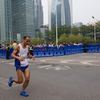 2013广州马拉松