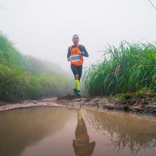 2015福州山地马拉松之五虎山越野赛