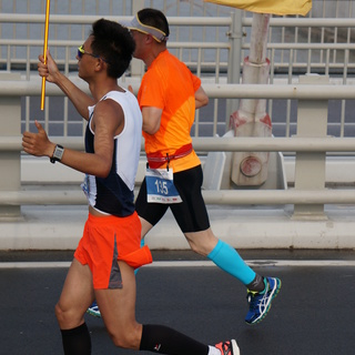 2015 上海国际半程马拉松赛