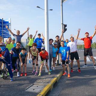 2015海乐樱郊野半程马拉松