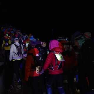 2015 环四姑娘山超级越野跑