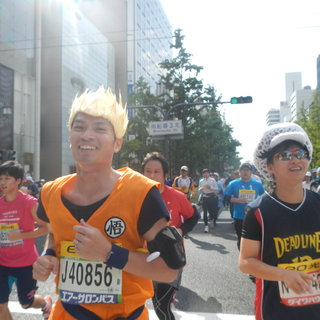 2013大阪马拉松