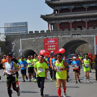 2016郑开国际马拉松赛