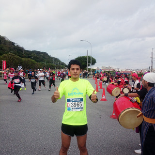 2015 那霸马拉松
