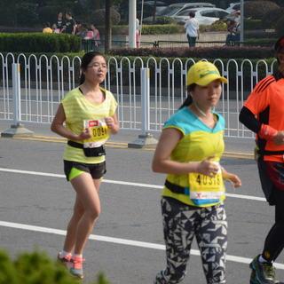 2015 长沙国际马拉松赛