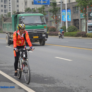 """2014骑众""""马自骑""""(马拉松自行车骑行大会)"""