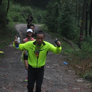 2015 莫干山日出半程马拉松