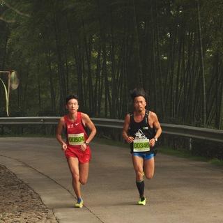 2015 德清国际竹海马拉松