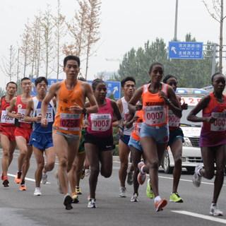 2014太原国际马拉松赛
