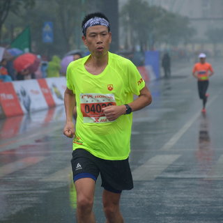 2015杭州国际马拉松