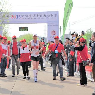 2015兰溪乡村马拉松
