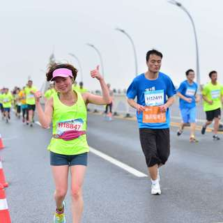 2014无锡国际马拉松赛