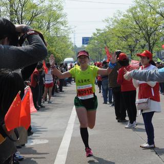 兰溪摄影协会摄影师唐百东拍摄兰溪乡村马拉松 第二辑