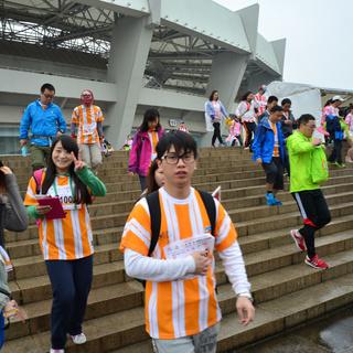 上海坐标.城市定向挑战赛