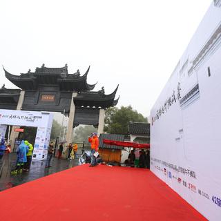 2015 无锡越野挑战赛
