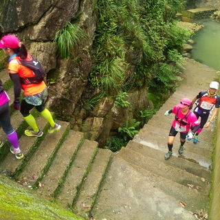 2015金华山越野系列赛—赤松站