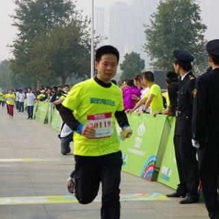 爱的每壹步·2013武汉慈善跑