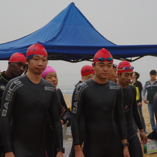 2013STC上海铁人游跑两项赛