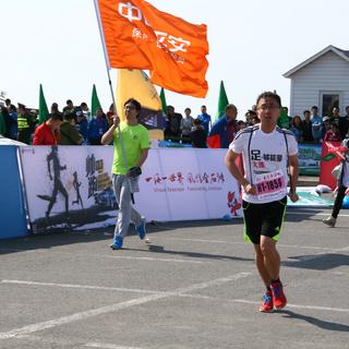 2015大连国际马拉松