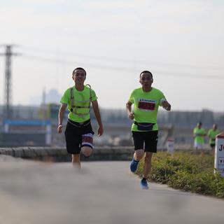 2015年厦门集美山地马拉松