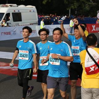 2014广州马拉松