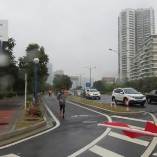 2015环情侣路海滨绿道半程马拉松赛