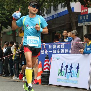 2016 容桂半程马拉松赛
