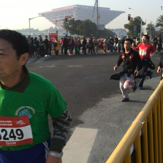 2014年迎新10公里竞速跑