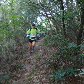 2014南北湖半程山地马拉松