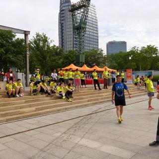 """""""奔跑吧·沃4G""""上海联通2015世界电信日 5.17公里健康跑"""