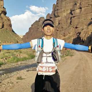2015中国·张掖祁连山超百公里山地户外运动挑战赛