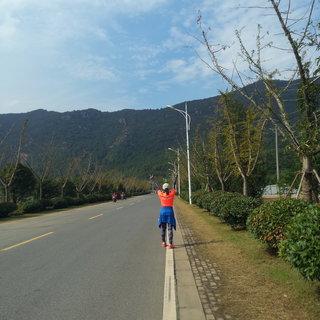 2015苏州大阳山跑山赛