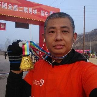 2016 彬县半程马拉松