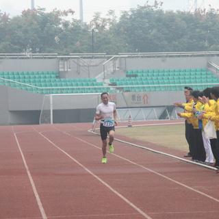 2014杭州民间半程马拉松