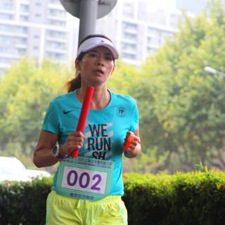2015 第二届上海女子城市接力赛