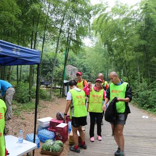 2015  树山半程马拉松暨树山越野赛