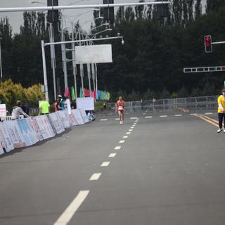 2015乌兰察布国际马拉松赛