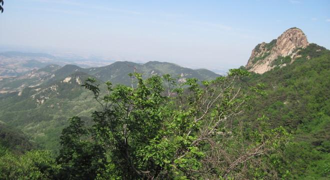第二届沂山100公里越野挑战赛