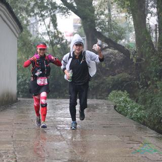 2015九龙湖越野赛