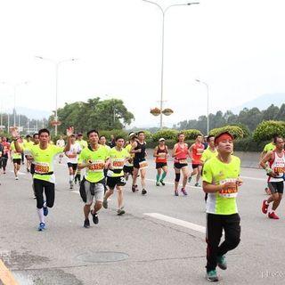 2014中金在线福州12小时超级马拉松赛竞赛