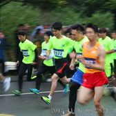 中国矿业大学校园半程马拉松(2015.11.07)