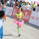 2014年广州马拉松摄影师:潘文峰 全程马拉松终点(13:00—13:25)